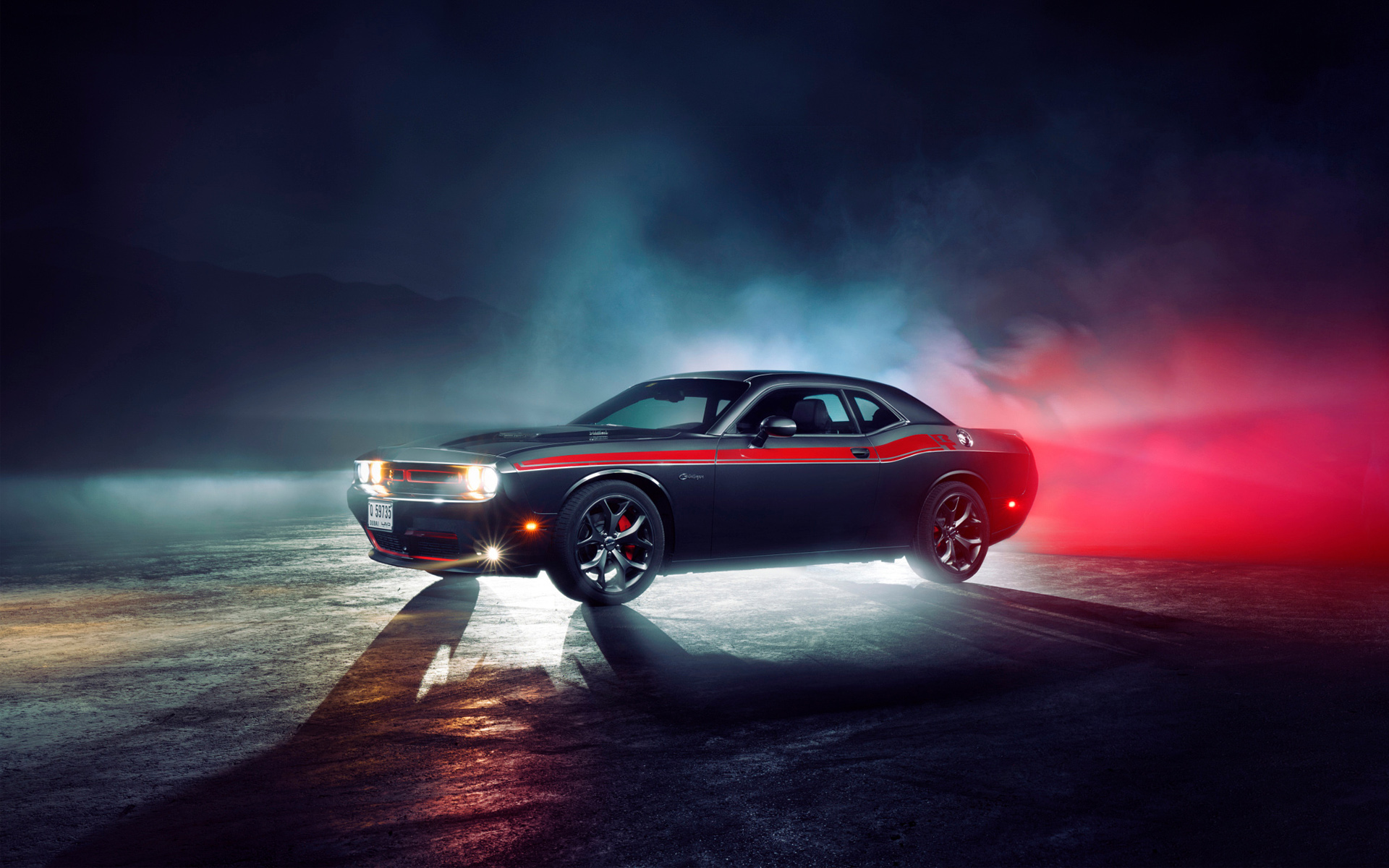 Dodge Challenger RT Wallpaper   HD Car Wallpapers   ID  5855 Tags  Dodge Challenger