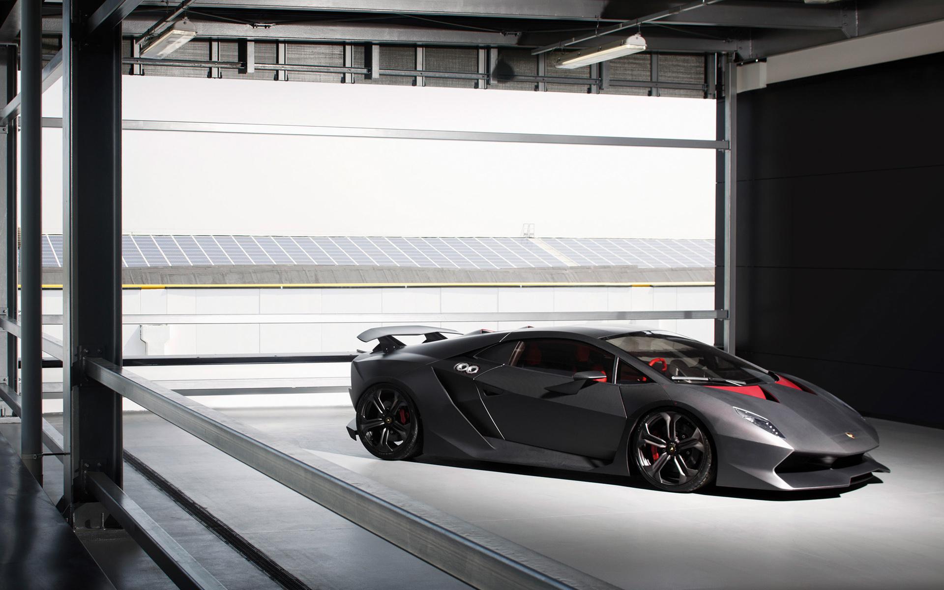 Hd Wallpaper Sesto Lamborghini Elemento