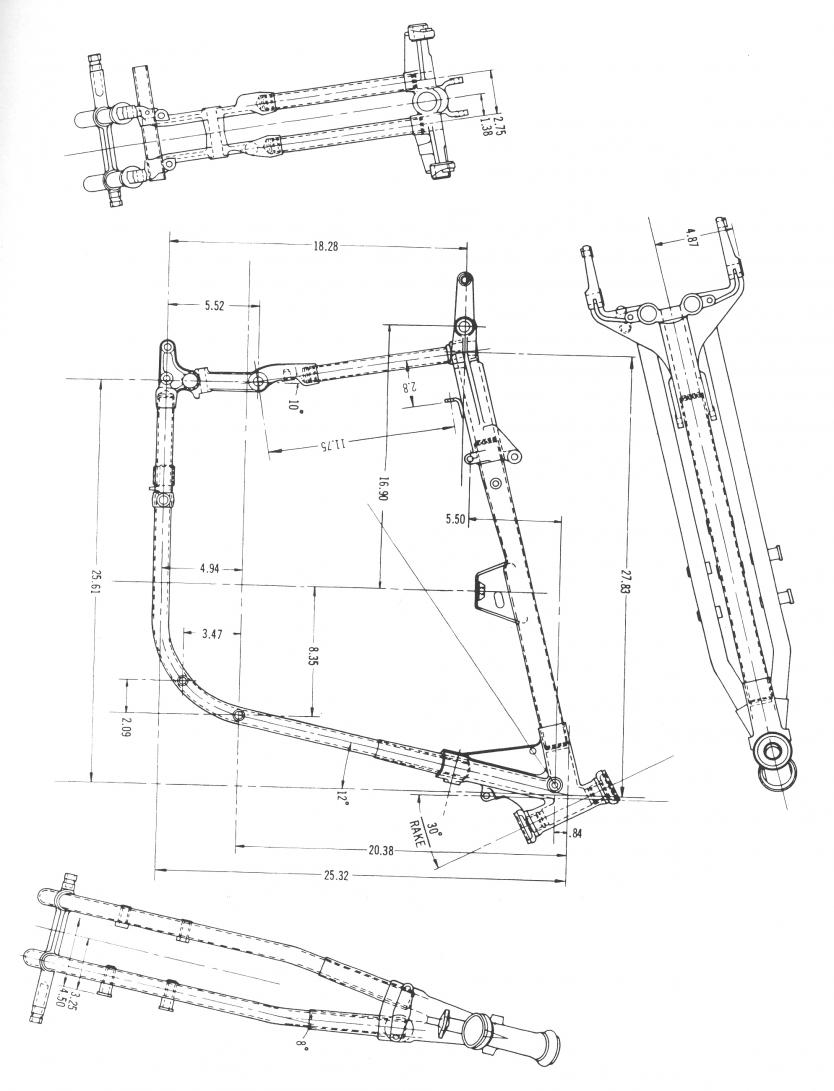 1957 now sportster frame differences harley davidson s rh hd s harley parts diagram harley