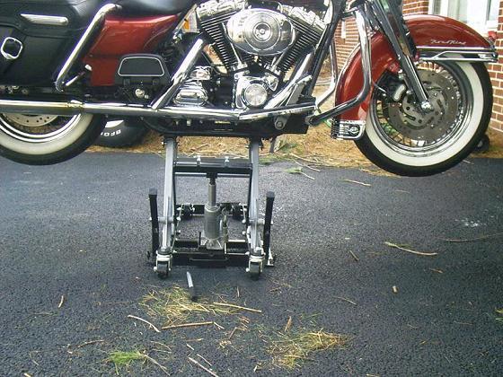 Best Motorcycle Jack