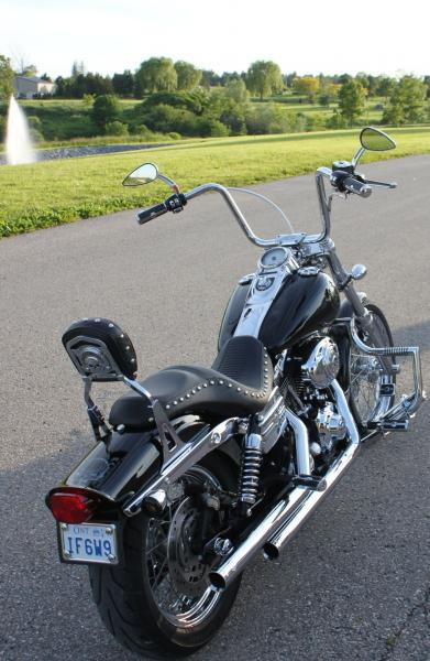 Dyna Ape Hangers Photos Page 8 Harley Davidson Forums