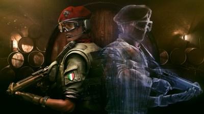 Alibi in Tom Clancys Rainbow Six Siege 4K 8K Wallpapers ...