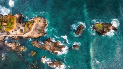 Bali Islands Aerial view 4K Wallpapers | HD Wallpapers ...