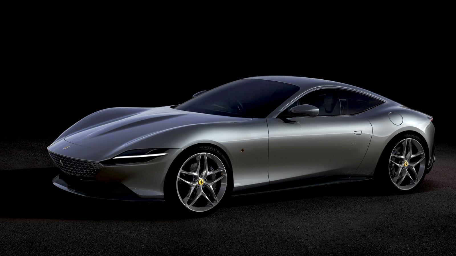 Ferrari Roma 2020 4k Wallpapers Hd Wallpapers Id 29871