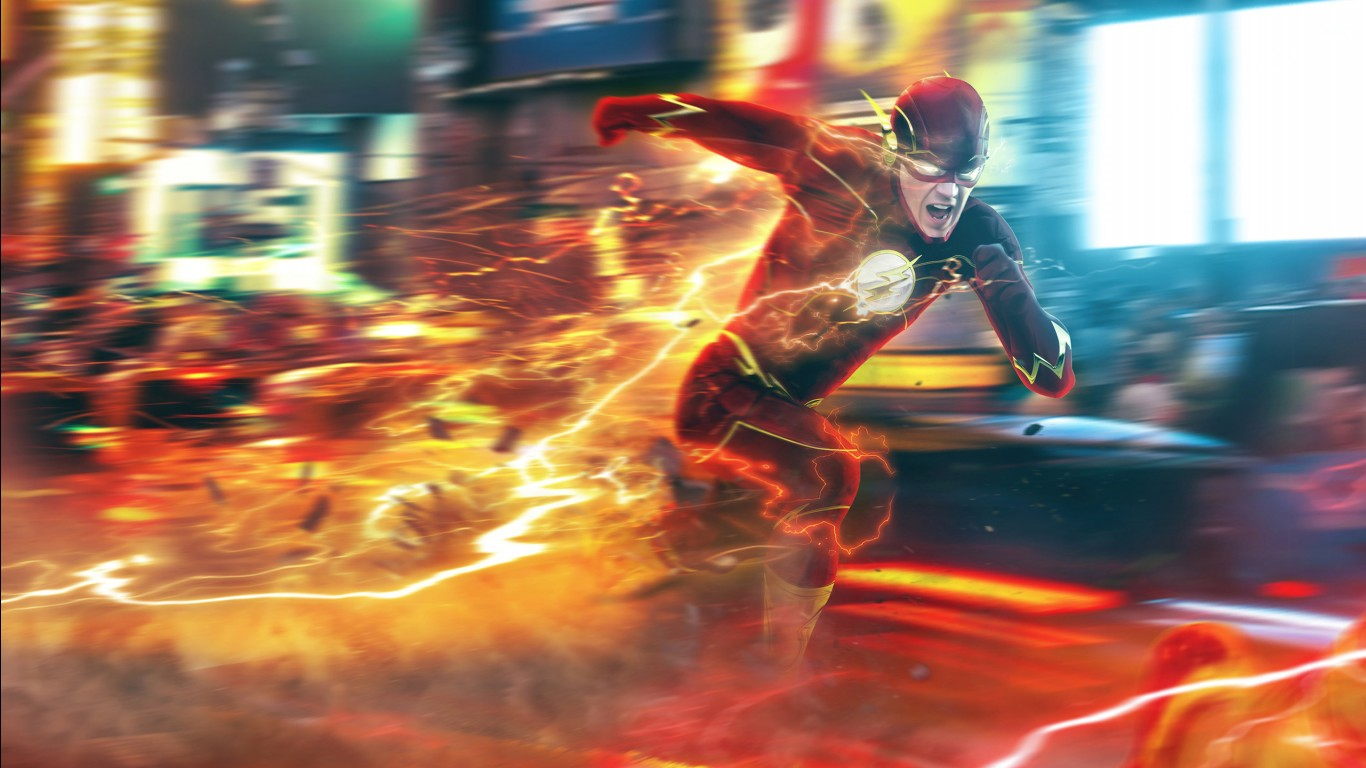 Flash Schedule Season 3