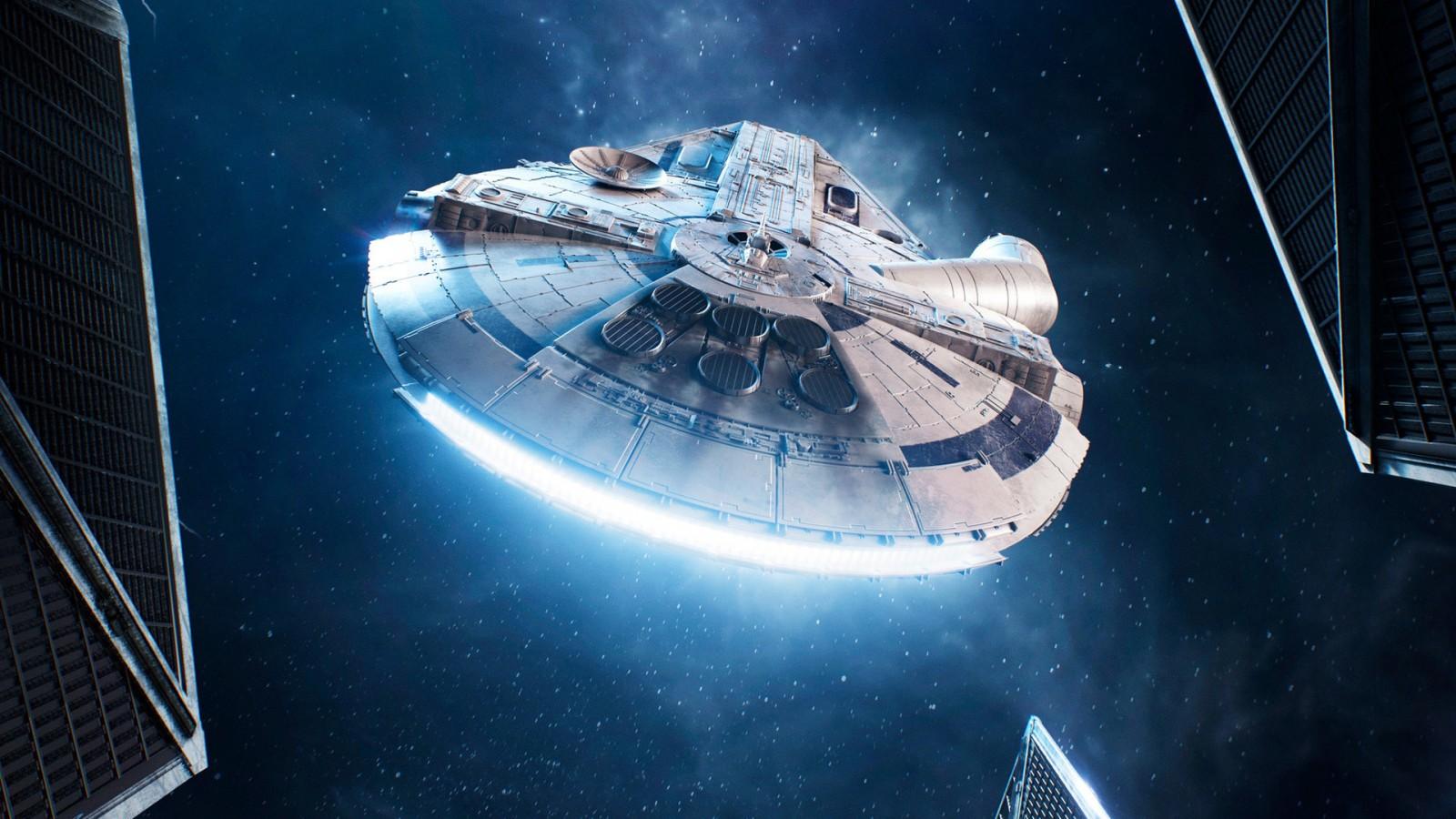 Star Wars Supremacy Ship