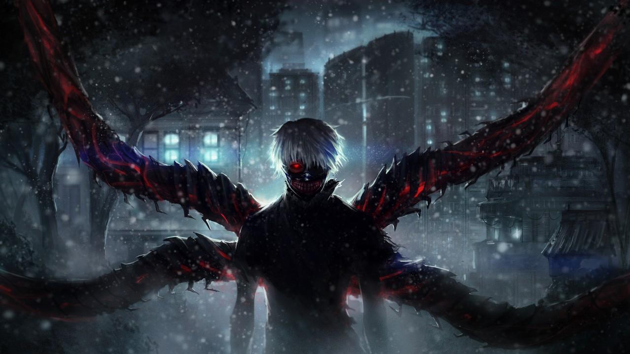 Tokyo Kaneki Ken Body Full Ghoul