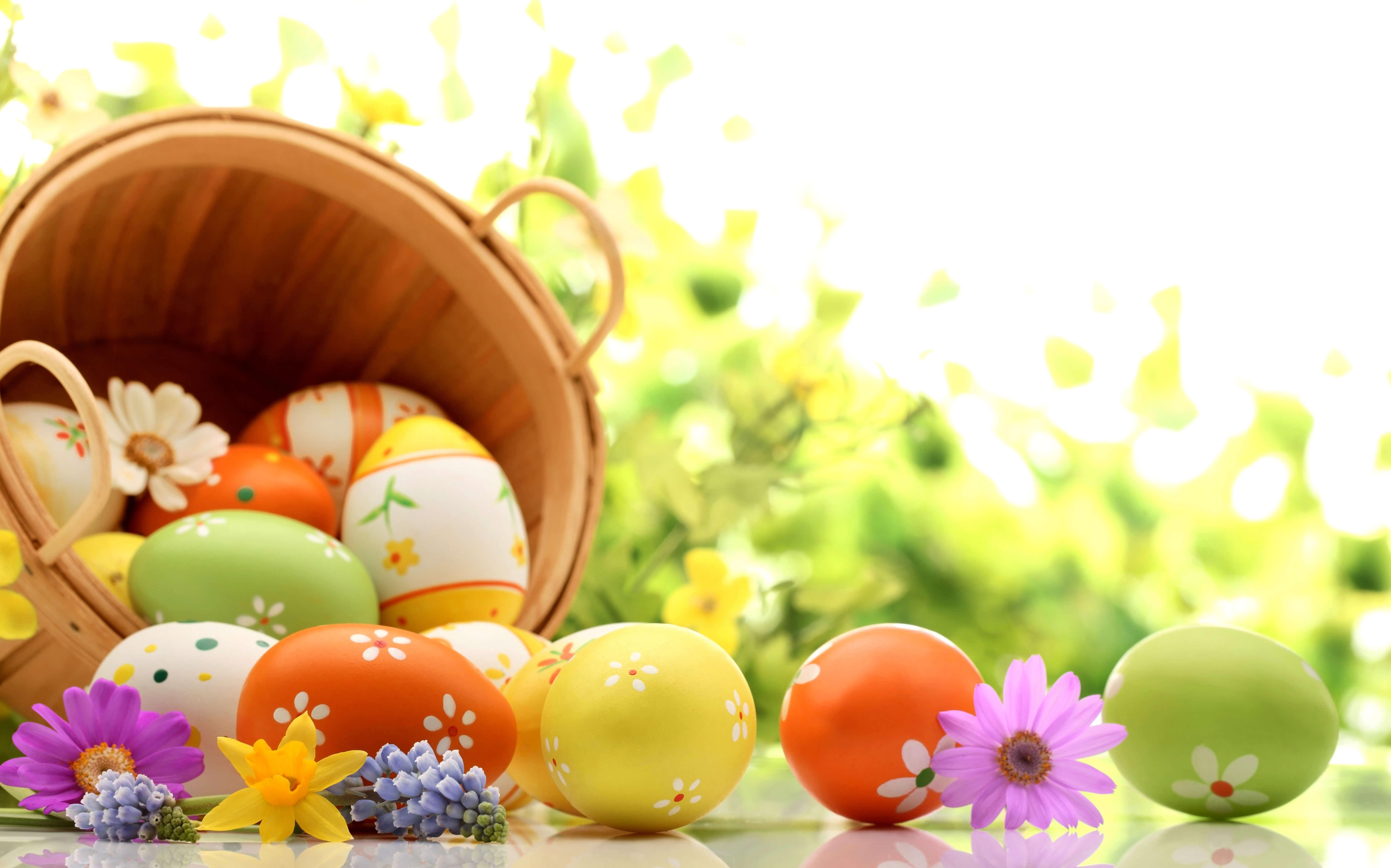 Greetings Easter Screensavers