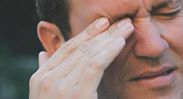Shingles in the Eye  Symptoms  Complications  and More