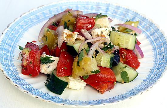 Where Can I Get Greek Salad Near Me