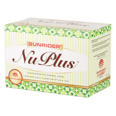 Sunrider® NuPlus® Naturally Plain™ 10 Packs (0.52 oz./15 g each bag)
