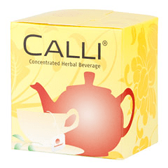 Sunrider® Calli Tea Cinnamon 60 Bags (0.08 oz./2.5 g each bag)