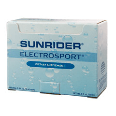 Sunrider® Electrosport® 10 Bottles (0.5 fl. oz./15 mL each bottle)