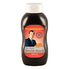 Sunrider® Dr. Chen® Secret Sauce Regular 550g