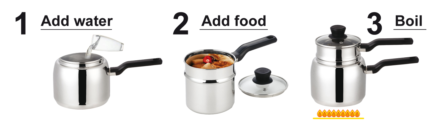 Small Electric Boiling Pot