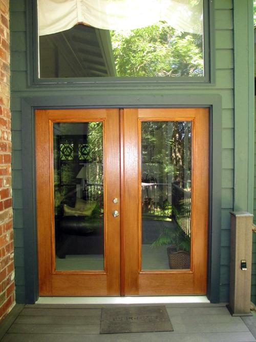 Exterior Screen Doors