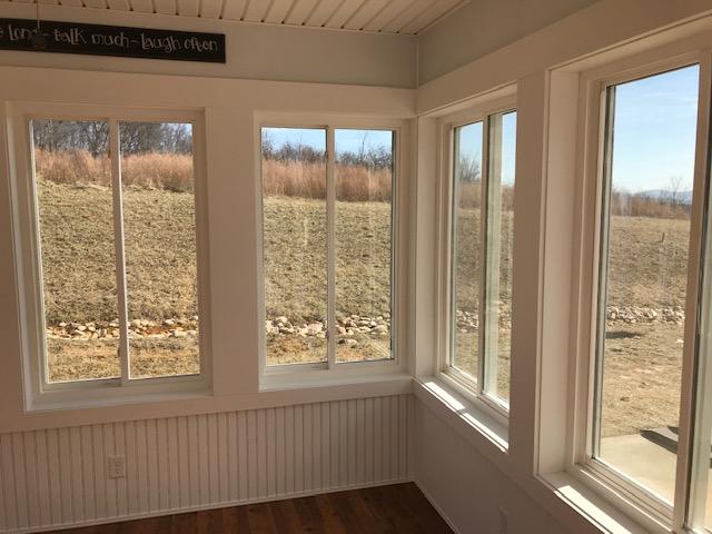 Screened Porch Flooring Material
