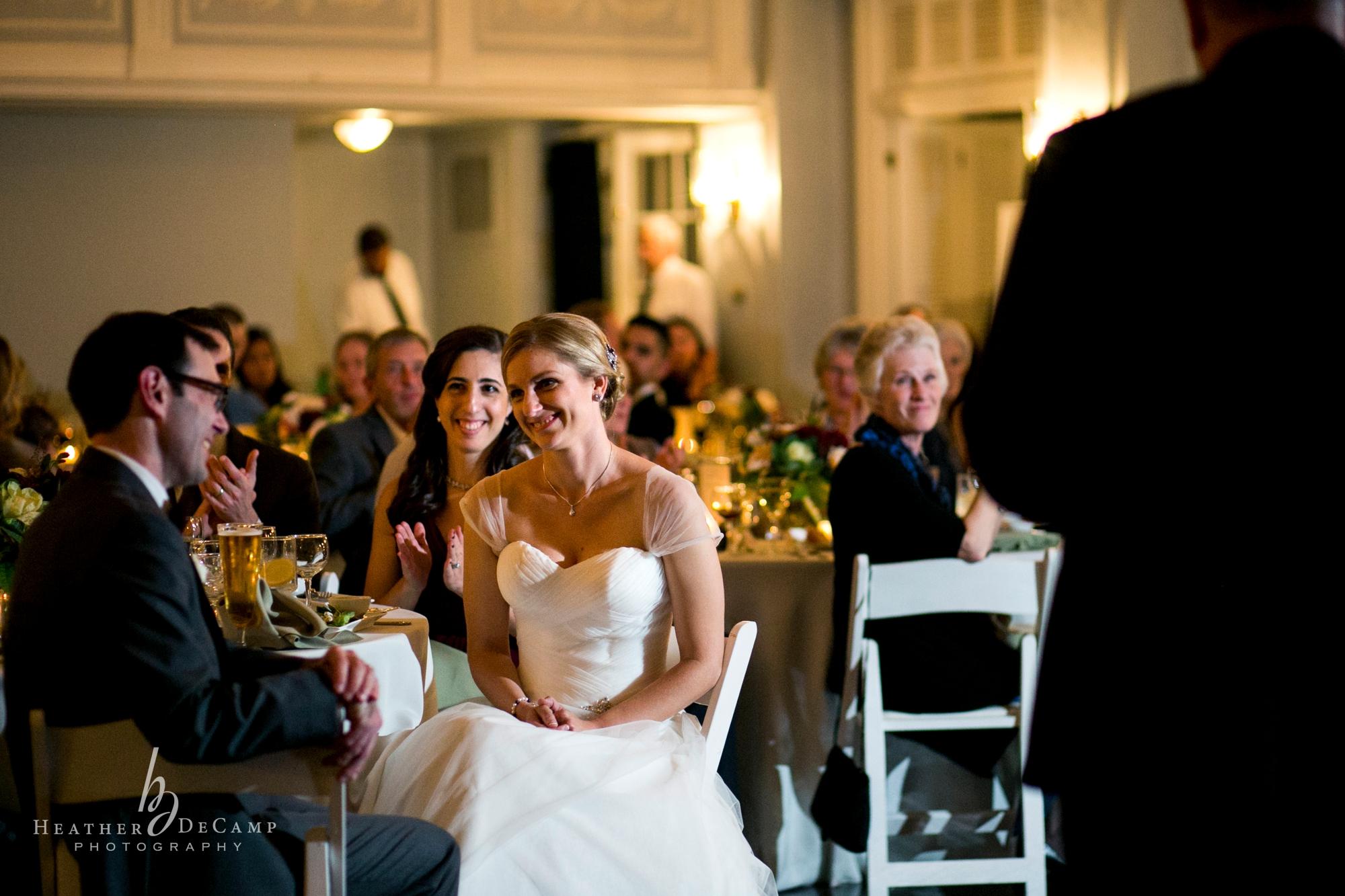 Women's Club of Evanston Wedding   Ben + Carolyn   Heather ...