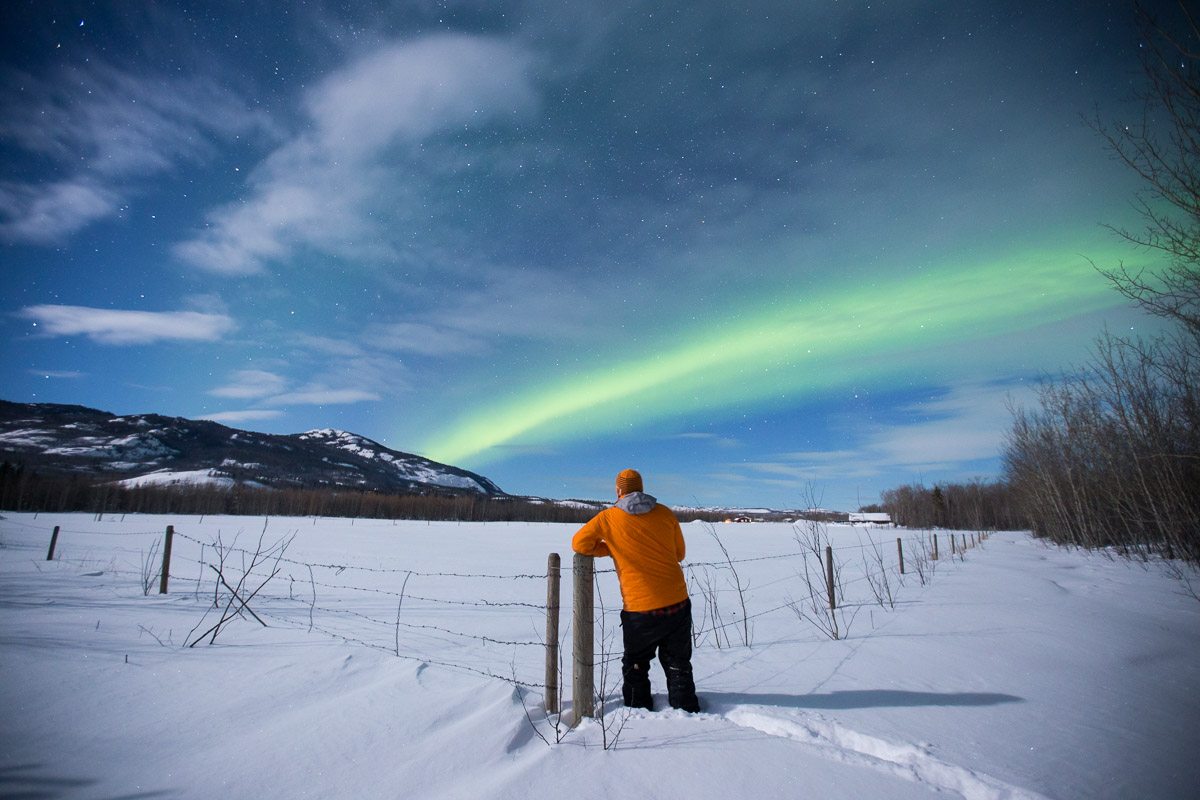Fort Mcmurray Northern Lights Forecast