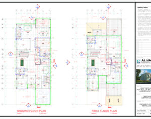 A-101 Ground & First Floor-Plan-A-101-Ground and First Floor Plan (3)