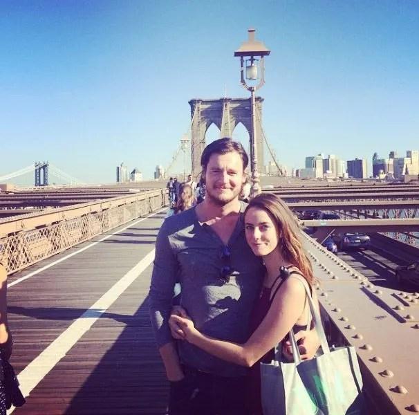 Kaya Scodelario shows off engagement ring on Instagram
