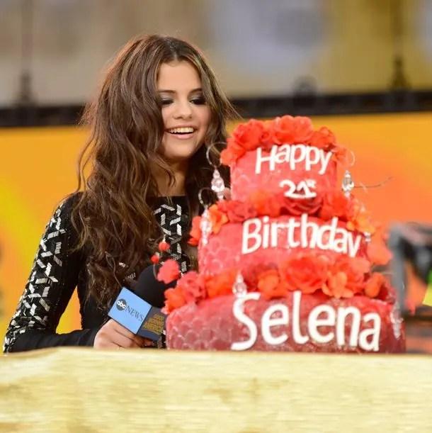 Selena Gomez Celebrates 21st Birthday With Gypsy Themed Party