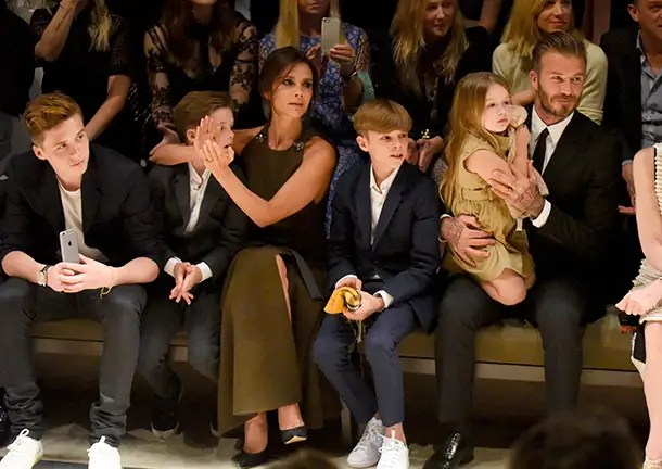 Victoria Beckham rules out having any more children