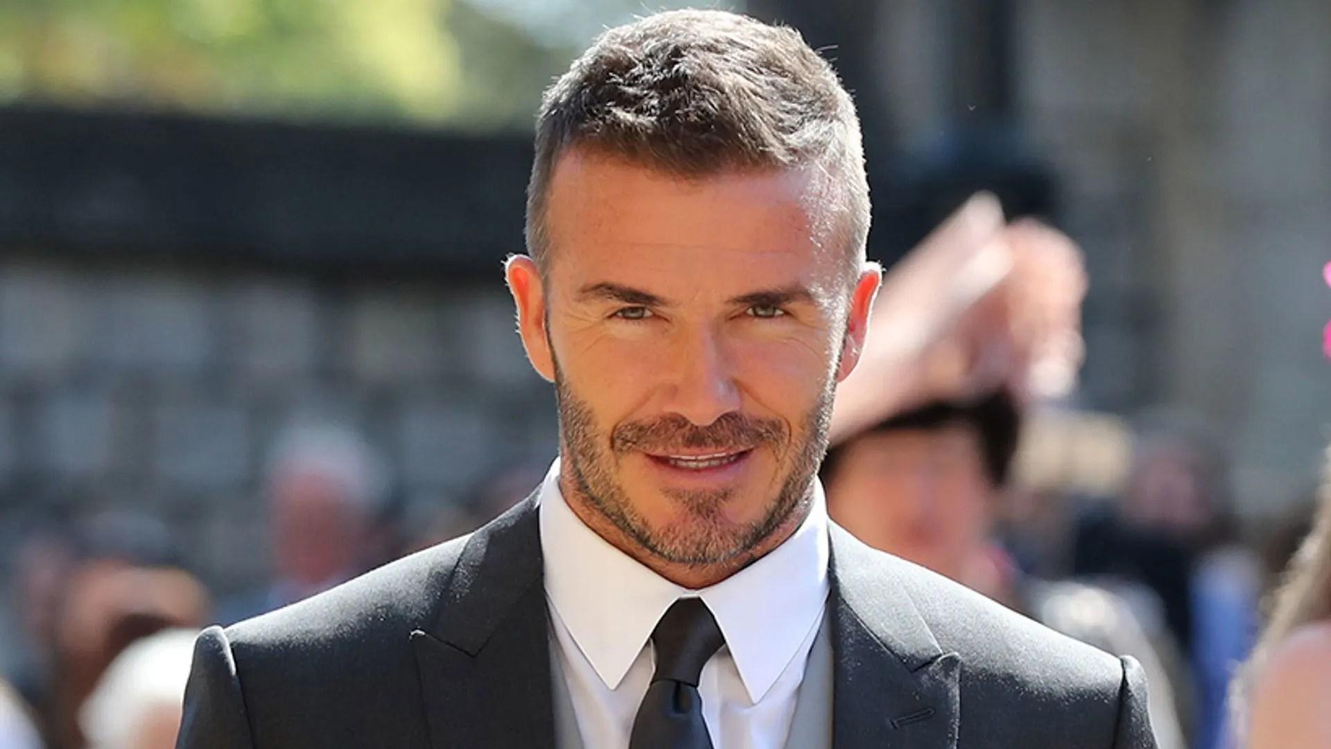What is retired footballer David Beckham's net worth? | HELLO!