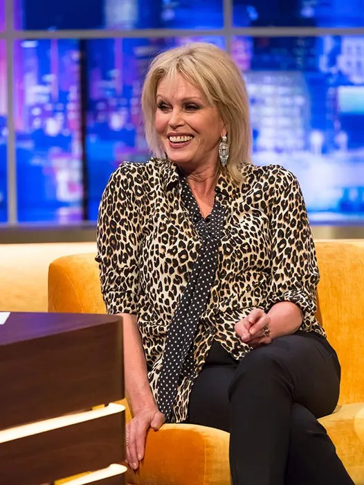 Joanna Lumley opens up about depression and living a good ...