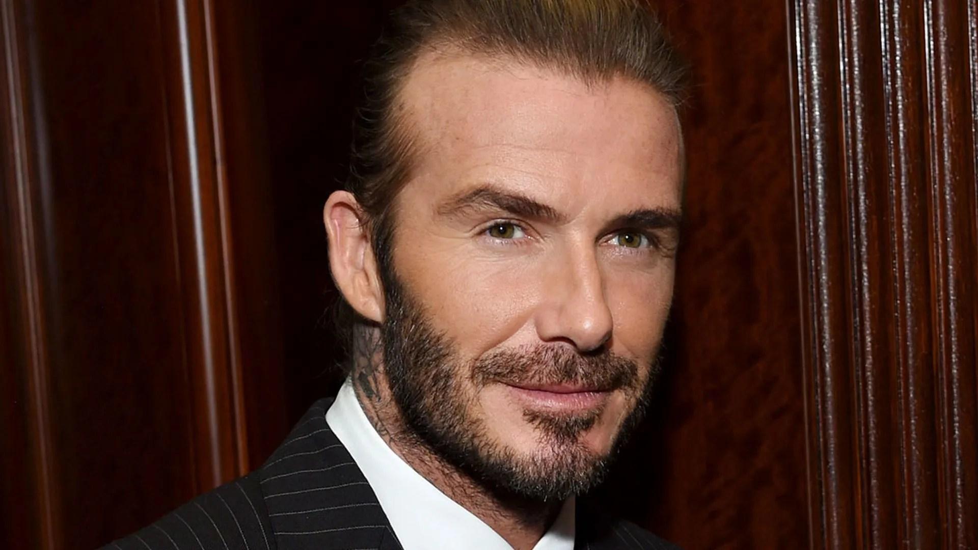 David Beckham mourns tragic death with emotional message ...