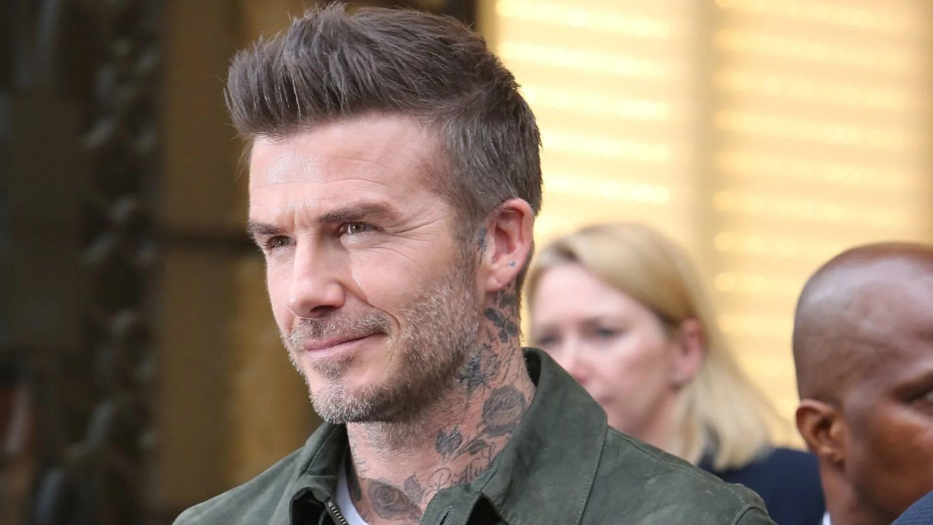 David Beckham announces his new film and TV plans | HELLO!