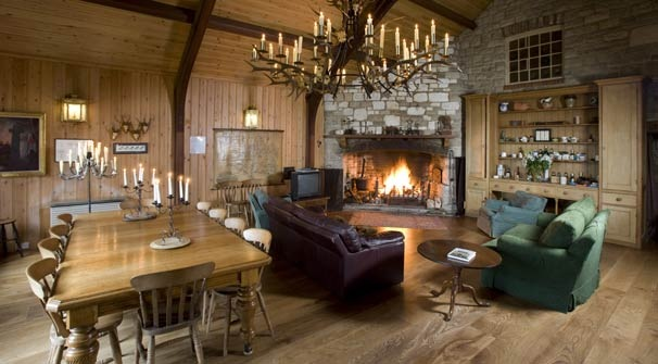 Fishing Shooting Lodge Wrackleford Estate Self Catering Cottage For Hen Parties In Dorset England