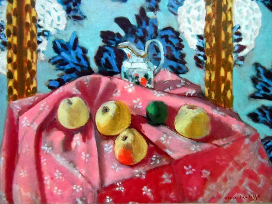 Life Still Paintings Cloth