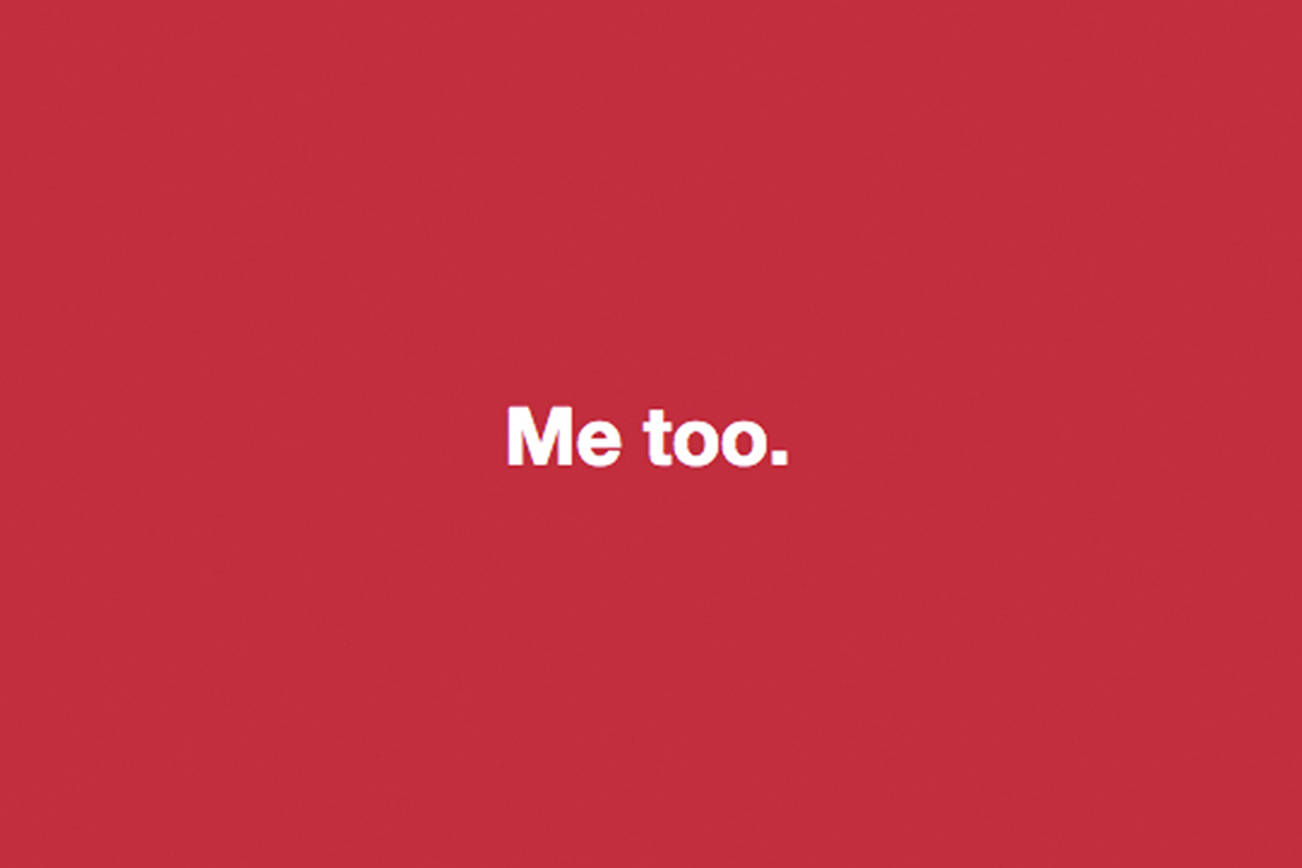 Women ID as assault, harassment victims with 'me too ...