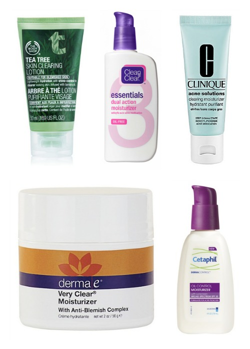 Dry Best Products Skin