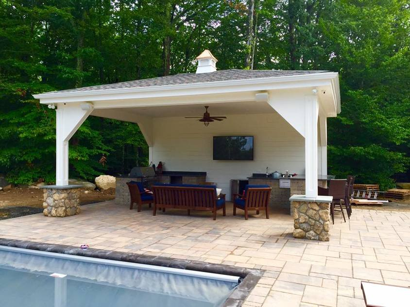 Backyard And Patio Designs