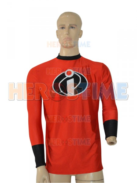 Comstume Syndrome Long Sleeve Shirt