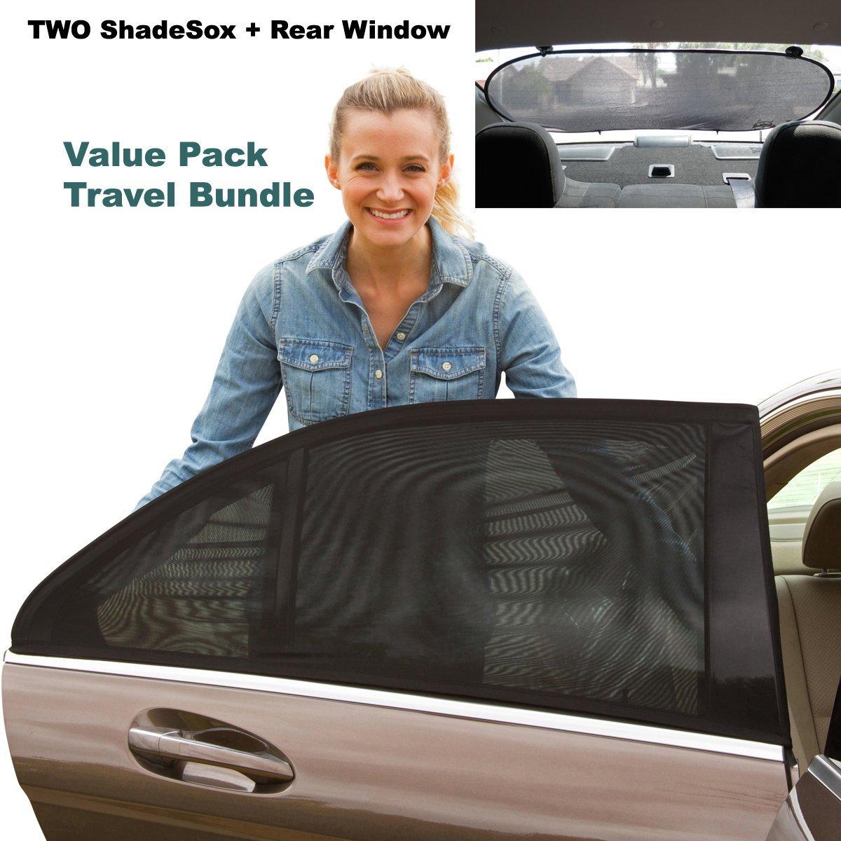 Automotive Side Window Sun Shades