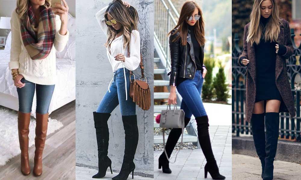 Jeans Time Winter Shoes Boyfriend