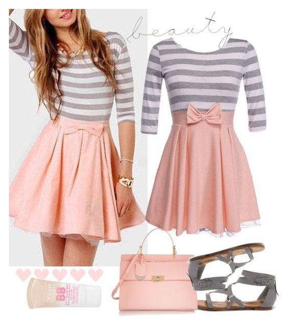 Day First Outfits Cute Dress School