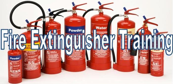 Henderson Fire Protection Ltd. Fire Extinguisher Training