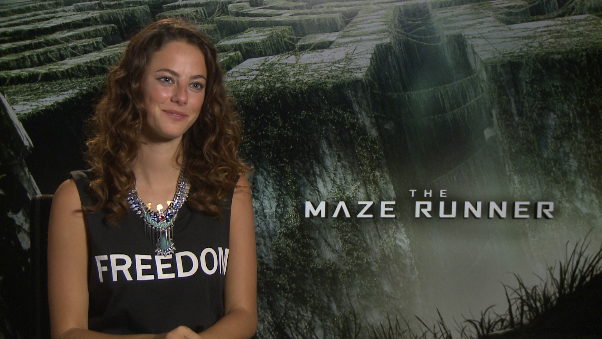 The HeyUGuys Interview: Kaya Scodelario on The Maze Runner ...