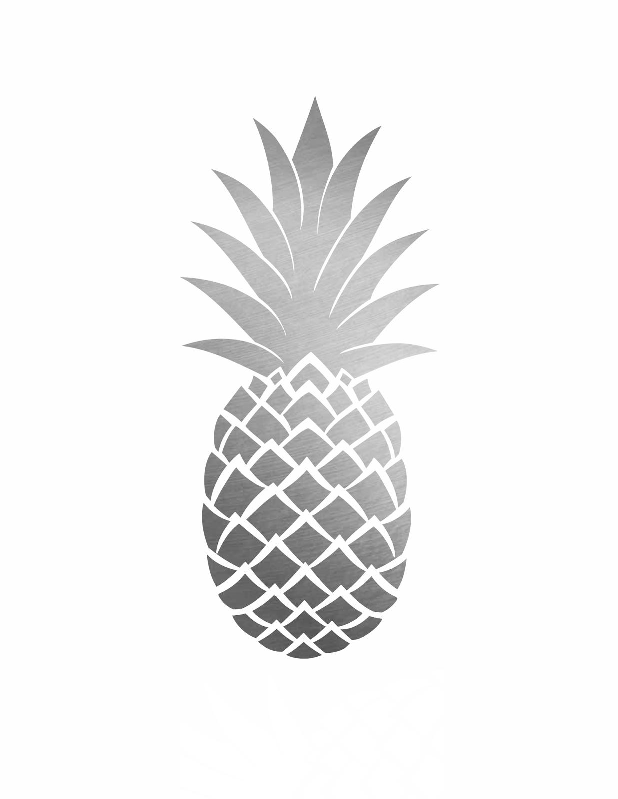 Tumblr Transparent Pineapple