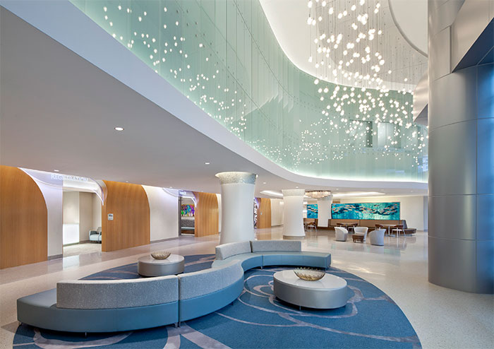 Florida Hospital For Women Wins Interior Design Award