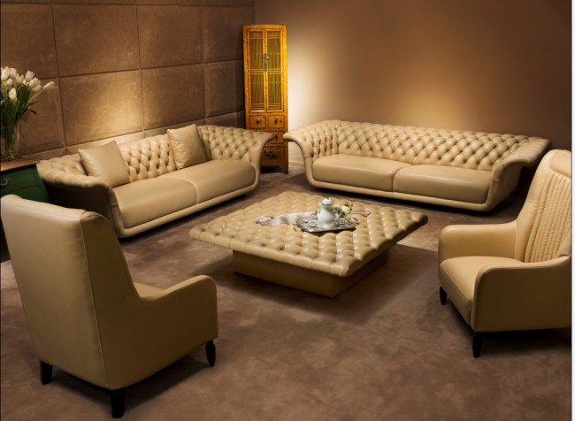 Brown Leather Furniture Sets - Living Room Sets Costco Westmont Top ...