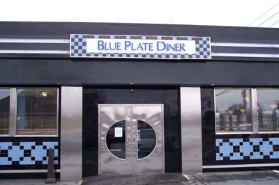 Photo: Blue Plate Diner, Middletown, RI | Boston's Hidden ...