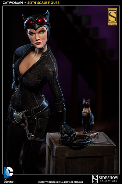 Catwoman - 1/6th Scale figure [Sideshow Collectibles] | Hi ...