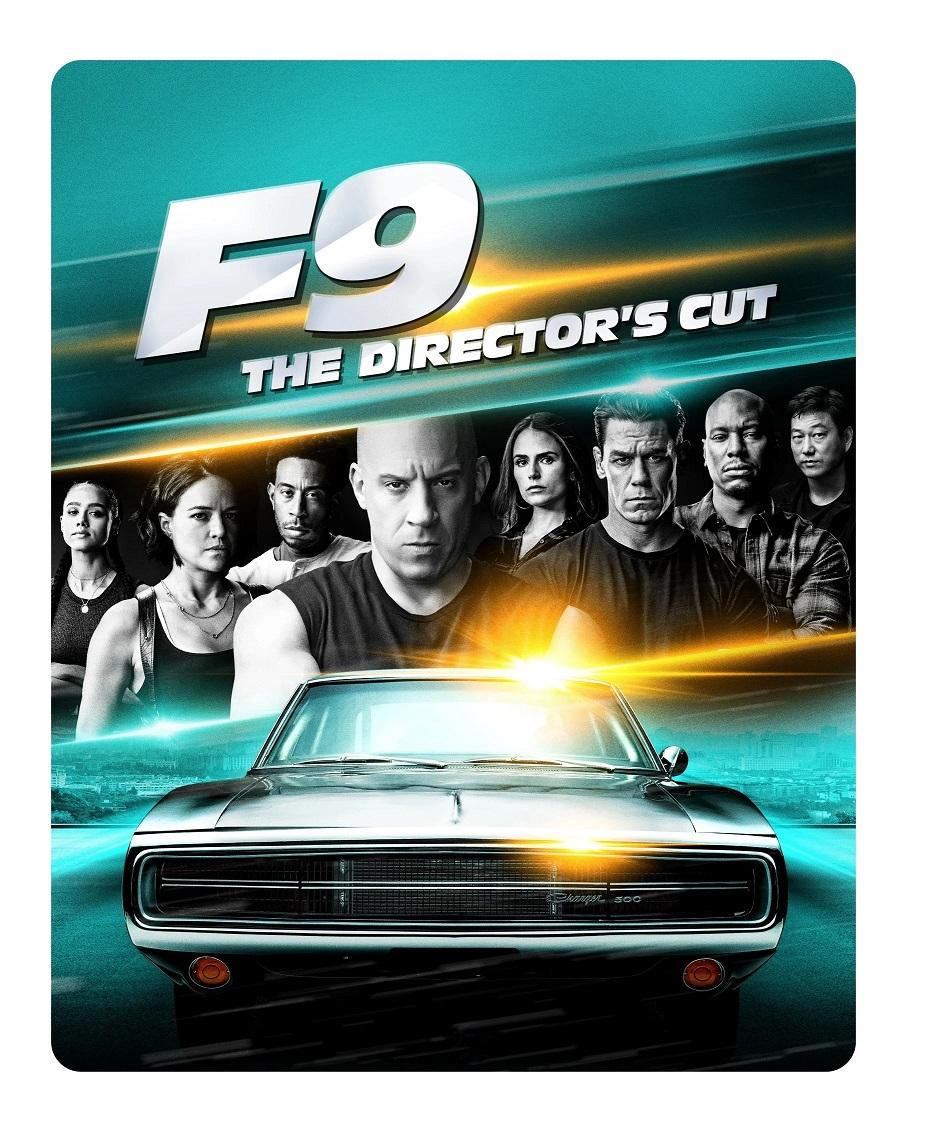 F9: The Fast Saga Directors Cut (2021)