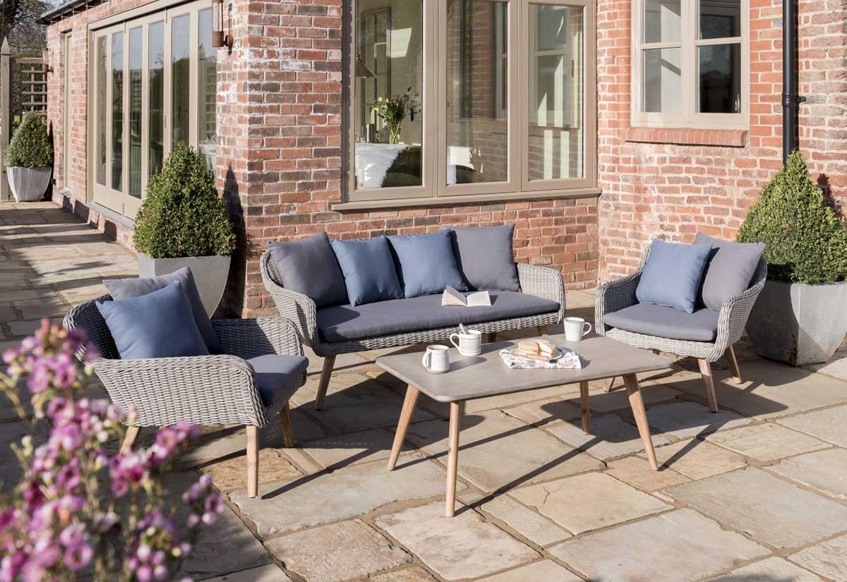 Lounge Garden Furniture Sets