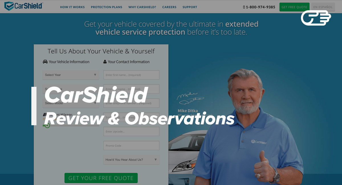 Carshield Reviews Is It A Scam Or Legit